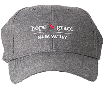 hope & grace Linen Hat