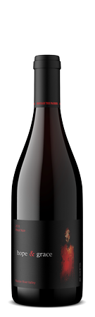 2013 hope & grace Pinot Noir, Russian River Valley