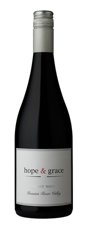 2014 hope & grace Pinot Noir, Sonoma Coast