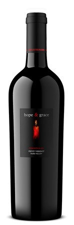 2016 hope & grace Petit Verdot, Yountville, Napa Valley