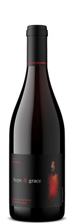 2016 hope & grace Pinot Noir, Santa Lucia Highlands