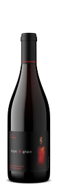 2014 hope & grace Pinot Noir, Santa Lucia Highlands