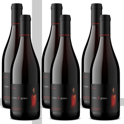 Pinot Noir Vertical, Santa Lucia Highlands, 6 Bottle