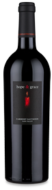 2014 hope & grace Cabernet Sauvignon, Napa Valley